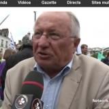Patrick Mareschal à la manif de Nantes le 28/06/2014