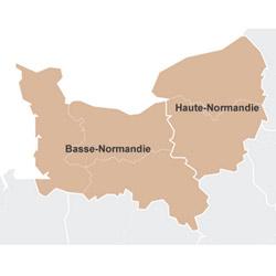 Normandie serait le laboratoire de la fusion des régions