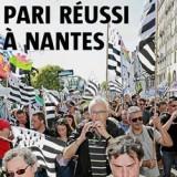 Pari réussi à Nantes - La Une du Télégramme