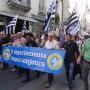 Banderole Produit en Bretagne Manifestation 27 septembre Nantes