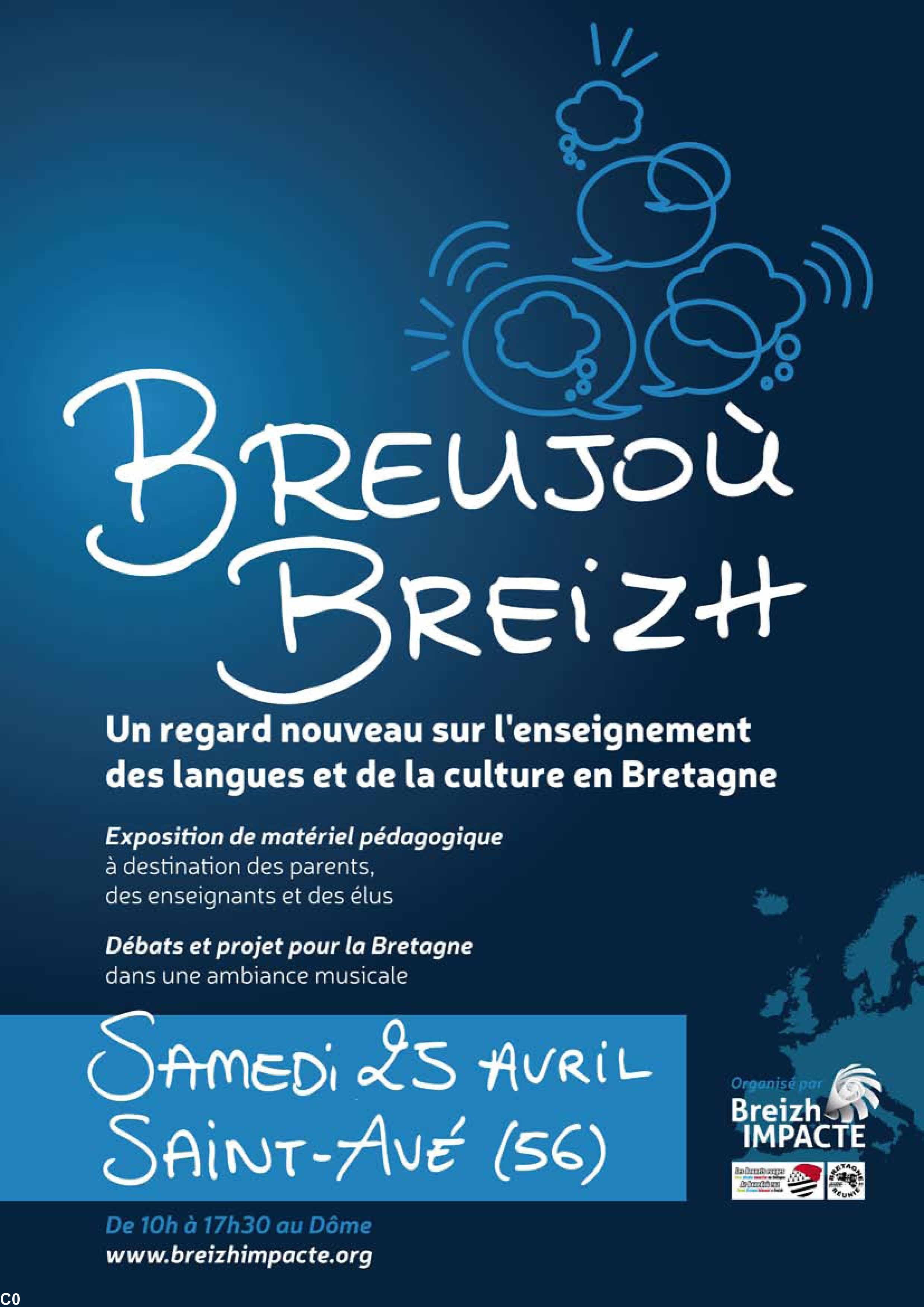 Breujoù Breizh État généraux des langues