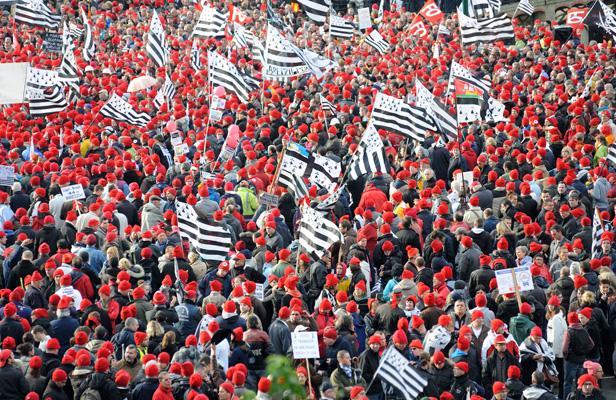 Les Bonnets Rouges: retour sur un mouvement breton.