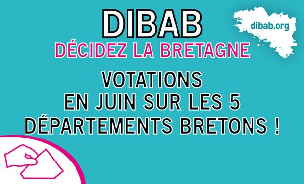 Soutenons Dibab : huit nouvelles votations citoyennes en juin pour l'unité bretonne