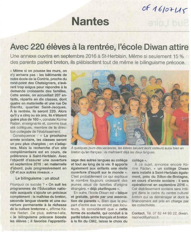 A Nantes aussi ça parle breton !