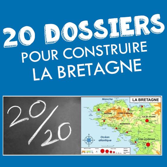 """Les """"20 Dossiers pour Construire la Bretagne"""" bientôt réunis dans un livre"""
