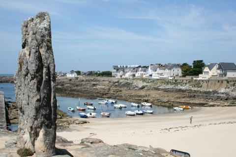 Batz-sur-Mer: une ville bretonne de Loire-Atlantique