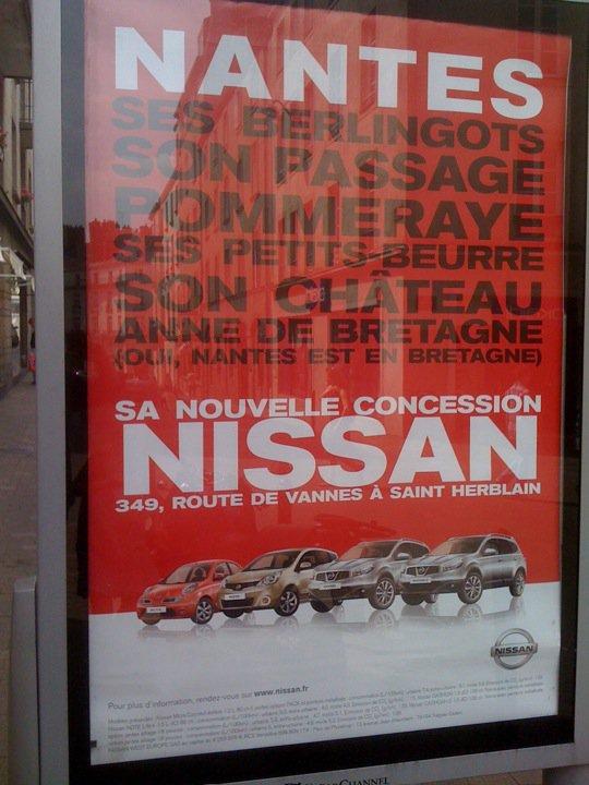 Nissan Loire Atlantique