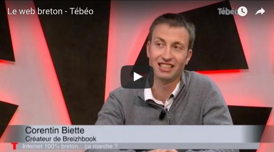 """Vidéo : """"Le web 100 % Breton"""""""