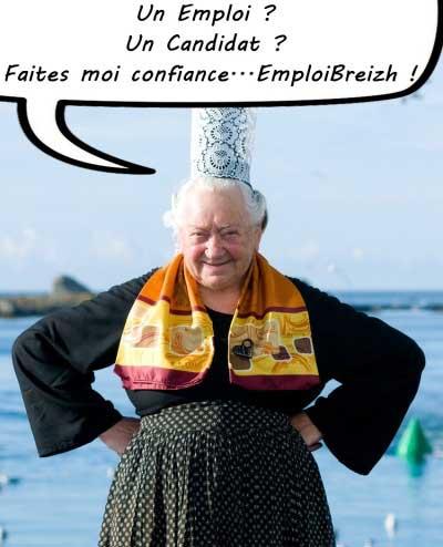 Des offres d'emploi sur Breizhbook ? C'est parti !