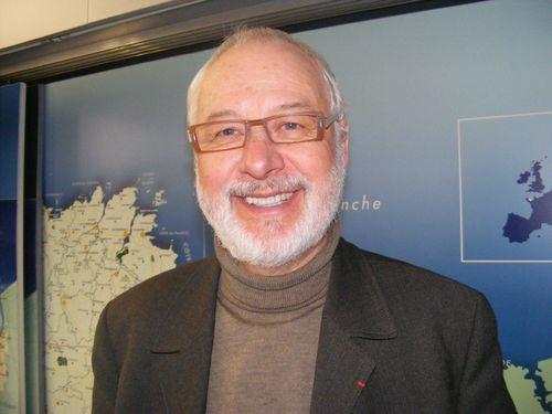 Claudy Lebreton, président du conseil général des Côtes-d'Armor, parti socialiste, assemblée des départements de France
