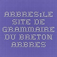 ARBRES : un wiki de grammaire du breton