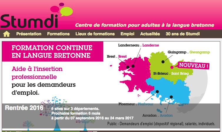 Trouver un emploi grâce à la langue bretonne