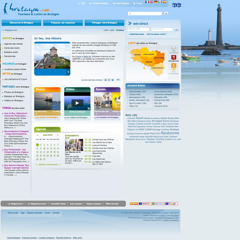 Le tourisme en Bretagne: «pemp departamant ha mat pell zo»*