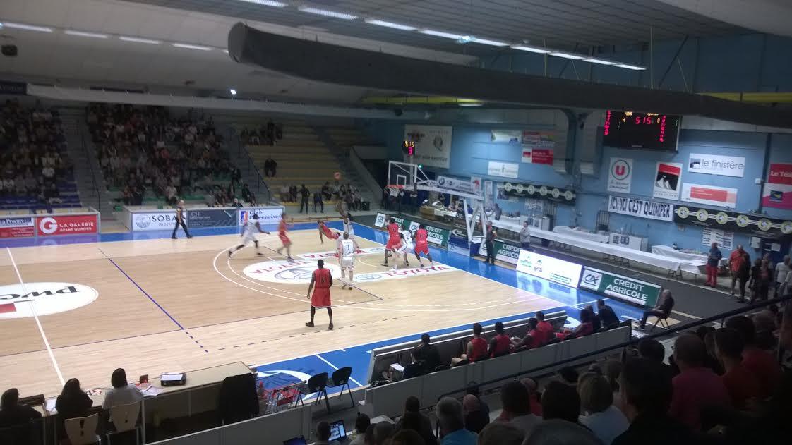 Une première mondiale pour le derby breton Quimper-Nantes