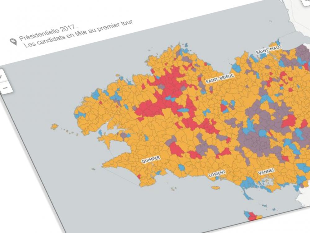 La Bretagne politique: entre permanence et mutation