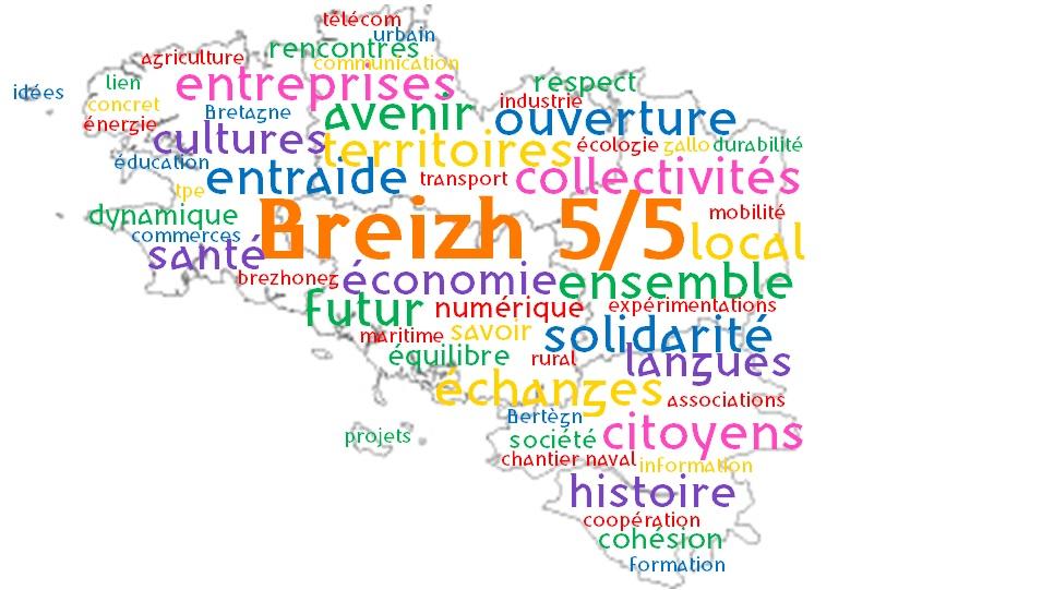 Le 17 novembre à Pontivy, « Rencontres Breizh 5/5 »
