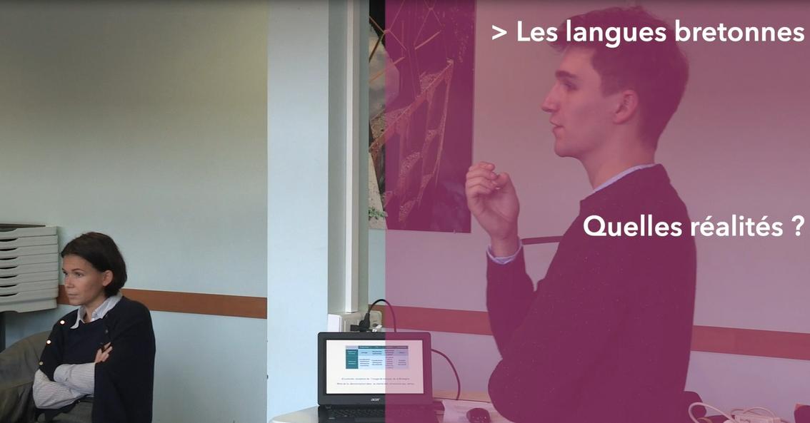 Les langues bretonnes : Quelles réalités ?